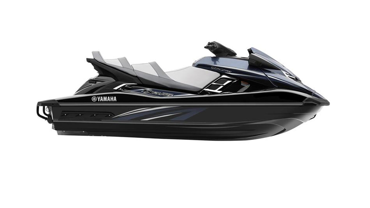 Yamaha Waverunner Fx Ho Cruiser