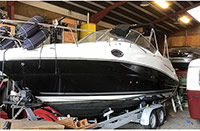 Searay Sundancer 240