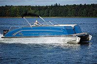 Enigma 26GT Executive Pontoon