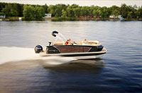 Larson Escape 23 Pontoon