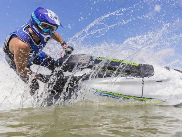 yamaha jet ski vand hook up